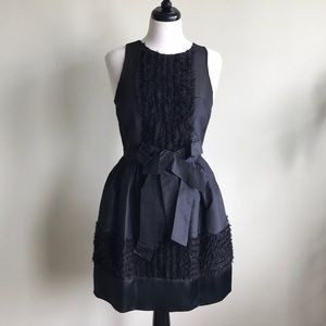 Robert Rodriguez Taffeta Dress